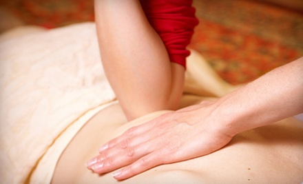 $35 for a 60-Minute Deep-Tissue Massage at Vida Salon & Spa ($79 Value)