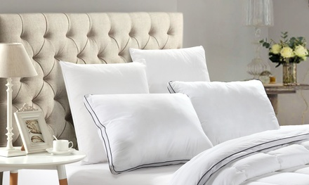 New Season Air Pocket Microgel Pillow; Full/Queen or King Size from $34.99–$39.99