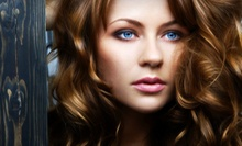 Full or Partial Highlights with Wash and Blowout at Eutopia Beauty Studio (Up to 65% Off) 