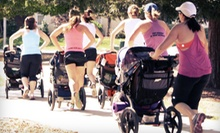 $35 for Four Stroller-Fitness Classes from StrollerPower! ($90 Value)