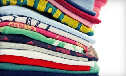 $25 for $100 Worth of Pickup and Drop-Off Laundry Service or Dry Cleaning from My Laundry Hamper