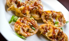 Appetizers and Drinks for Two or Four at Divine Bar &amp; Grill (Up to 60% Off)