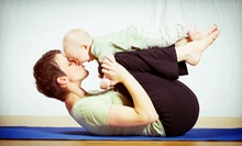 Four Weeks of Mommy Fitness Classes at Mommy and Baby Fitness Workout and Play (Half Off). Three Options Available.