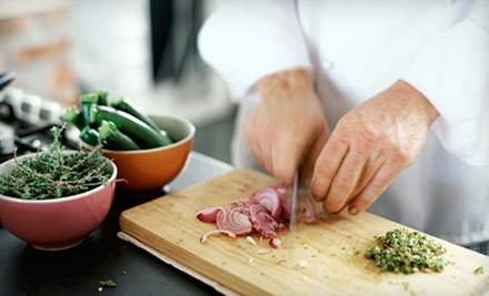 Four-Hour Cooking Class for Two or Four at Kitchen 1454 (Up to 51% Off)