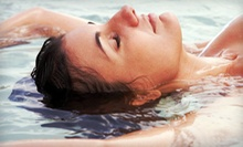 One, Two, or Three 60-Minute Flotation-Therapy Sessions at Great Lakes Relaxation Center (Up to 56% Off)