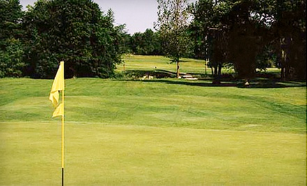 18 Holes of Golf for 2 or 4 with Cart and Range Balls on Weekdays or Weekends at Cool Lake Golf Club (Up to 60% Off)
