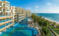 Gourmet-Inclusive 4.5-Star Resort along Mexico Beach