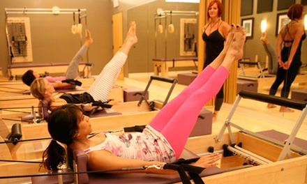 Five Pilates Reformer Classes or Fitness Classes  at Reforming Indy  (Up to 57% Off)