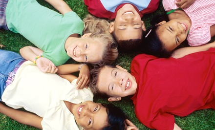 One Week of Summer Camp for One, Two, or Three Children at Family Fun Zone (Up to 56% Off)