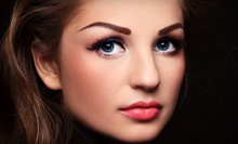 Lash Extensions or Permanent Makeup for Eyebrows or Upper and Lower Eye Lines at CHIC Lash Studio &amp; Spa (Up to 55% Off)