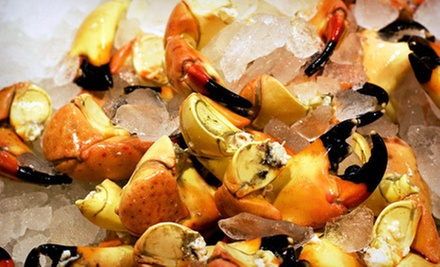 Stone-Crab Dinner for Two or Four at Kitchen 305 (Up to 63% Off)