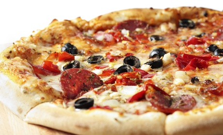 $10 for $20 Worth of Pizza, Italian Food, and Sandwiches at All-Star Grill and Pizza
