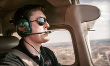 $89 for an Introductory Flight Lesson from Twin Cities Flight Training in Blaine ($180 Value)