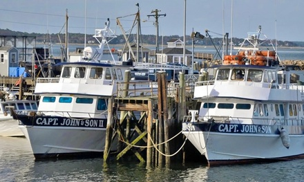 Fast-Ferry Round Trip for One or Two Adults from Provincetown Fast Ferry (Up to 41% Off)