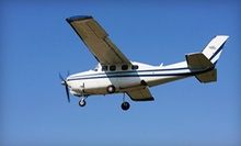 $87 for One Biplane or Glider Ride Above Acadia National Park from Acadia Air Tours (Up to $175 Value)