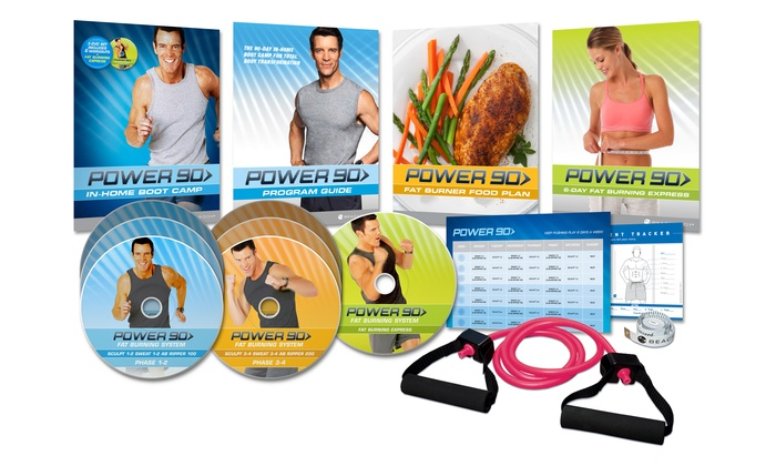 Nutrition plan for power 90 groupon