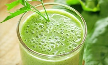 Three-Day Raw-Food Cleanse or Three-, Five-, or Seven-Day Juice Cleanse at Khepra's Raw Food Juice Bar (Up to 62% Off)