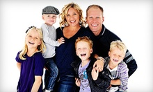 $49 for a Photography Package with 30-Minute Shoot and Five Prints at Luce Photography ($535 Value)