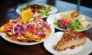 Gluten-free, Plant-based Cuisine At Vegeria Vegan Restaurant (40% Off).