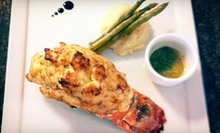 Cuban-Influenced Seafood, Sides, and Desserts at Capt. Marcos Seafood & More (Up to 52% Off). Two Options Available.