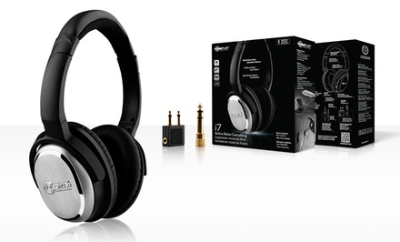 NoiseHush i7 Active Noise-Canceling Headphones
