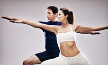 10 or 20 Yoga Classes at Juluka Yoga Studio (Up to 83% Off)
