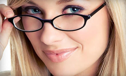 Eye Exam with $230 Toward Glasses and Optional Contact-Lens Fitting, or $19 for $230 Toward Glasses at Graf Optical