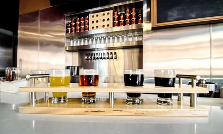 $29 for a Beer Experience for Two at Banger Brewing ($49 Value)