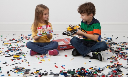 $10 for a Two-Month LEGO Subscription Membership from Pleygo ($50 Value)
