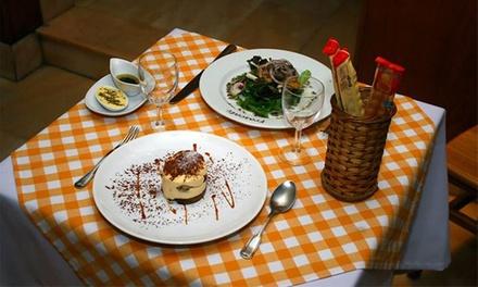 Frascati — Marquês Pombal: menu italiano para 2 ou 4 com couvert, pratos principais, sobremesas e bebidas desde 19,90€