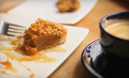 $10 for $20 Worth of Coffee, Tea, Sandwiches, and Baked Treats at Kokopellis Koffee