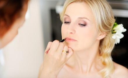 Special-Occasion Makeup Application, Makeup Lesson, or Bridal Facial Package at Minerals By Bee (Up to 54% Off)