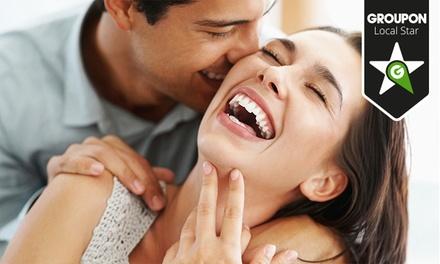 Clínica Dentária Paula Vaz — Braga: 1 ou 2 sessões de branqueamento LED com destartarização, check-up e raio-x desde 49€