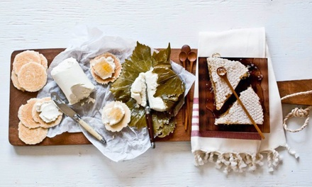 Creamery Tour with Goat Cheese for One or Two, or $14 for $30 Worth of Cheese at Belle Chevre