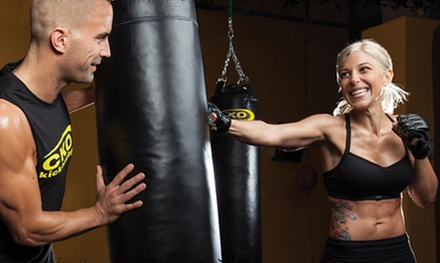 Three or Six Kickboxing Fitness Classes at CKO Kickboxing (Up to 67% Off)