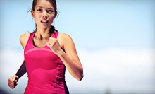 See Jane Run Women's 5K Race or Half Marathon on Saturday, September 14, at A. Price Woodard, Jr. Park (Up to 51% Off)
