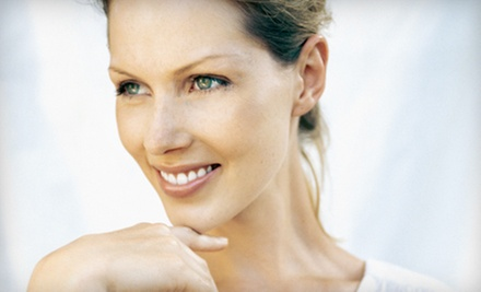 One or Three Non-Surgical Face-Lift Treatments at Dr. Bowers D.C. (Up to 62% Off)