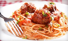 $15 for $30 Worth of Chicago-Style Italian Food at Jimmy's Place