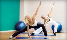 5 or 10 PiYo Strength Classes at Rhythmoz Dance & Fitness Studio (Up to 61% Off)