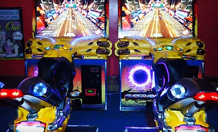 $20 for $50 Worth of Arcade Games at Jillian's of Worcester