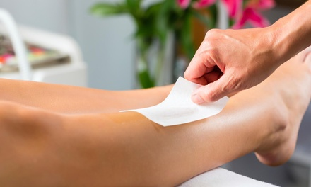 A Brazilian Wax at Spa Days Brazilian Wax & Nails (located inside of Blue Lion Studios) (75% Off)
