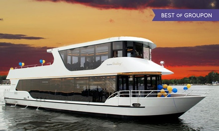 $64 for a Minnesota Brews Cruise for Two from Paradise Charter Cruises & Minneapolis Queen ($128 Value)