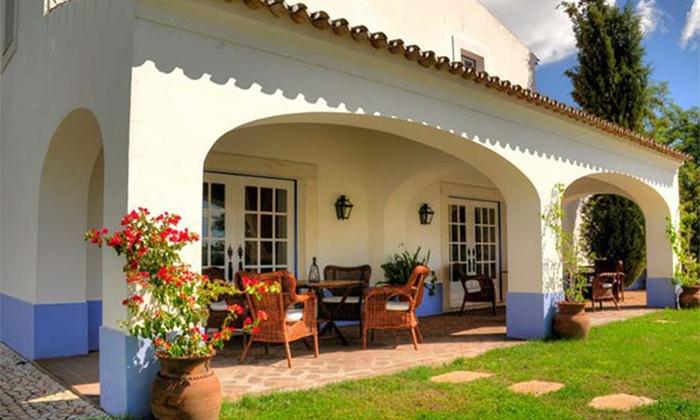 Monte da Rosada — Estremoz: 1, 2 ou 3 noites para duas pessoas com pequeno-almoço e opção de um jantar desde 39€