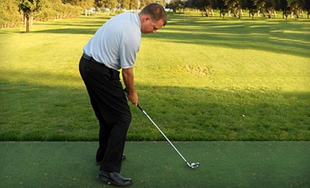 Golf-Instruction Package for One or Two at Lance Johnson Golf Academy (Up to 59% Off)