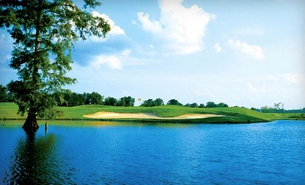 $189 for a VIP Golf Package at The Island Country Club and Golf Course (Up to $1,100 Value)