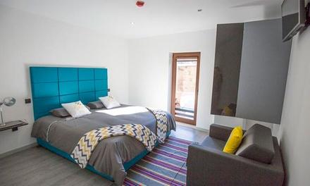 Igual Habitat — Bragança: 1-2 noites em quarto King para dois com welcome drink, late check-out e bicicletas desde 54€