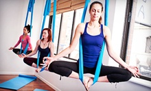 $49 for One Month of Unlimited Yoga at Sacred Sounds Yoga (Up to $159 Value)