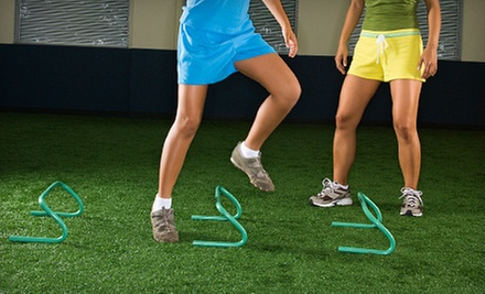 $49 for One Month of Unlimited Speed Fitness-Training Sessions for Kids Aged 7–18 at Parisi Speed School ($99 Value)
