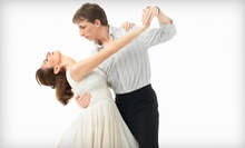 $19 for a One-Hour Private Dance Lesson and 30 Hours of Group Classes at Academy of Ballroom Dance ($390 Value)