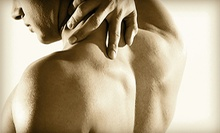 $34 for a Chiropractic Exam with Adjustment and 60-Minute Massage at The Chiropractic Place ($205 Value)